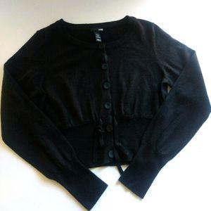 H&M black top